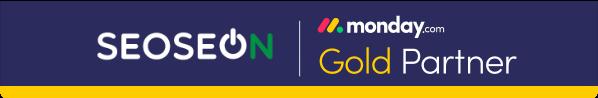 monday.com gold partneri Suomi SEOSEON Digitoimisto