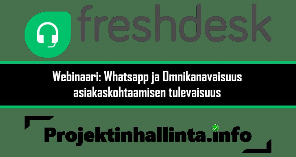 Webinaari: Whatsapp ja Omnikanavaisuus asiakaskohtaamisen tulevaisuus